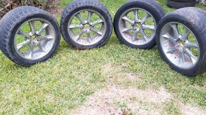 22 in rims for Sale in Cypress, TX