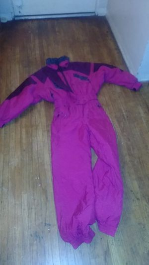 Ladies size 10 snow suit skiing snowboard ski for Sale in Bell, CA