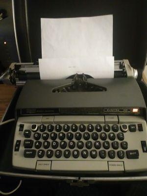 Smith-Corona Electra 120 Electric typewriter for Sale in Wichita, KS