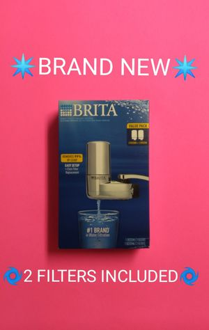 POPULAR ITEM IS BACK! / NEW WATER FILTER / SAVE $30 💥SHIP ONLY ITEM💥 for Sale in Phoenix, AZ