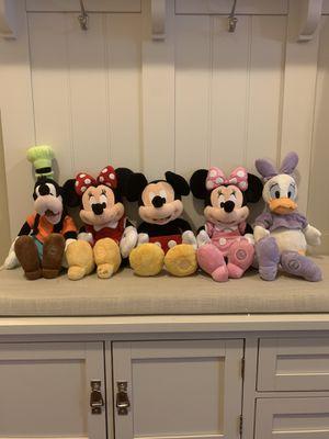 Disney Plush Dolls for Sale in Alpharetta, GA