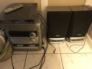 AIWA Stereo System for Sale in Stuart, FL