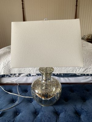 Large glass lamp for Sale in Seattle, WA