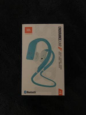 JBL Endurance Jump wireless headphones NEW for Sale in La Habra Heights, CA