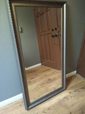 LARGE WALL MIRROR for Sale in Modesto, CA