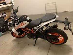 2018 KTM DUKE 390 < 150mi for Sale in Irvine, CA