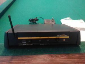 AKG wireless system for Sale in Steilacoom, WA
