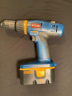 Ryobi Drill 18v for Sale in Miami Beach, FL