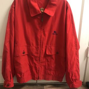 Burberry jacket M Size For Men for Sale in Cary, NC