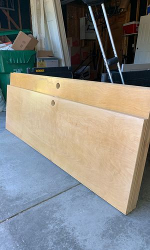 """Interior Doors with hardware 6 - 24"""" wide and 1 - 32"""" wide for Sale in Arvada, CO"""