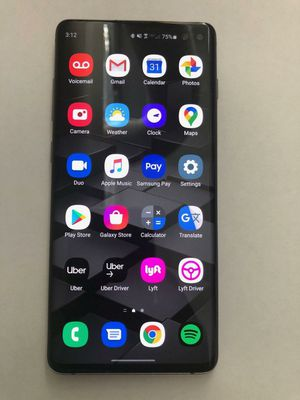 Samsung Galaxy S10+ 4G 128GB UNLOCKED for Sale in Lake Forest, CA
