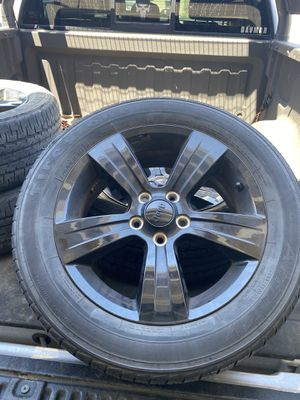 2015 Jeep Patriot Wheels 17 inch $250 for Sale in Hollister, CA
