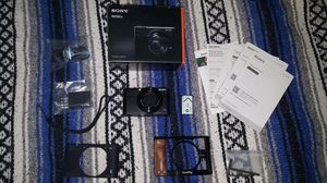 Sony RX100 Mark VA w/ Accessories for Sale in Carmichael, CA