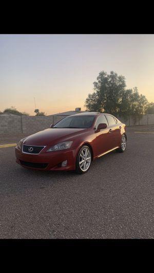 Lexus Is350 Sport for Sale in Scottsdale, AZ