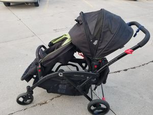 Double stroller contours for Sale in Murray, UT