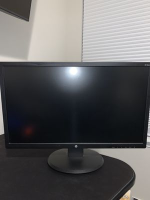 Hp 24uh Monitor 24inch for Sale in Norman, OK