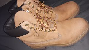 Timberlands size 10 for Sale in ELEVEN MILE, AZ