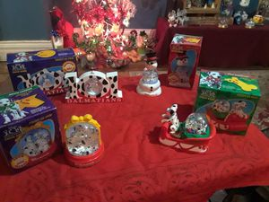Brand new collectible ornaments for Sale in Wilder, KY