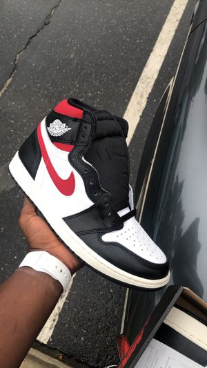 Jordan 1 gym red for Sale in Garden City, NY