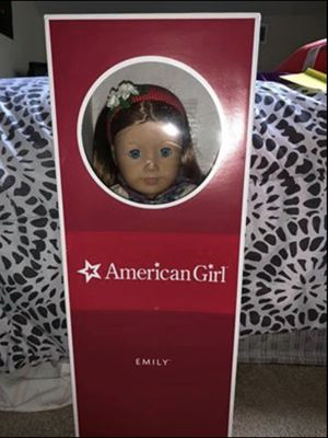RETIRED American girl doll Emily for Sale in Fort Walton Beach, FL