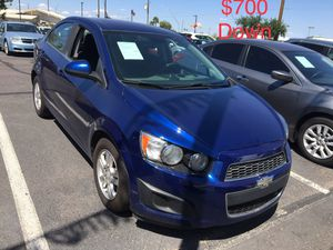 2013 Chevy Sonic for Sale in Mesa, AZ