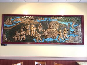 Chinese History 3D Art Work for Sale in Houston, TX