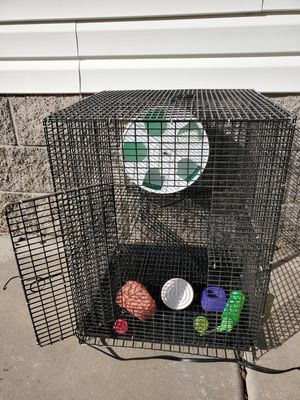 Sugar Glider/Small Pet Cage for Sale in Lakeside, AZ