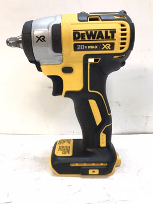 DEWALT 20-Volt Max Lithium-Ion 3/8 in. Cordless Compact Impact Wrench (Tool-Only) for Sale in Bakersfield, CA