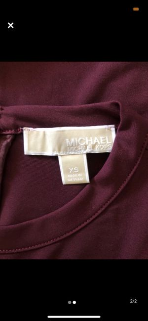 Michael Kors purple dress for Sale in Los Angeles, CA