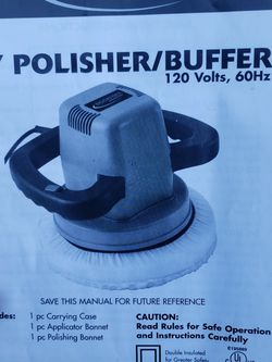Car Polisher for Sale in City of Industry,  CA