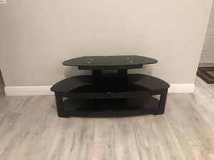 Tv table 2 feet height .4 feet wide for Sale in Boca Raton, FL
