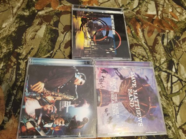 Dave Matthews band cd lot