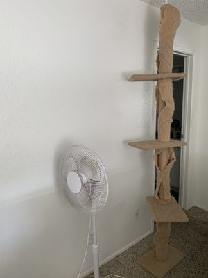 Cat tower (for sale only today) for Sale in Tempe, AZ