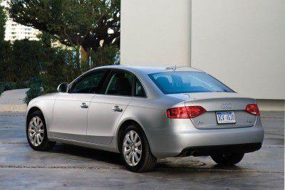Audi a4 quattro 2009