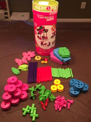 STEM building toy for girls for Sale in Mount Airy, MD