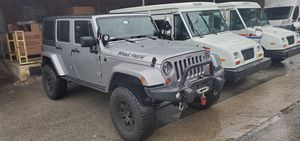 Jeep Wrangler Wheels for Sale in Chester, PA