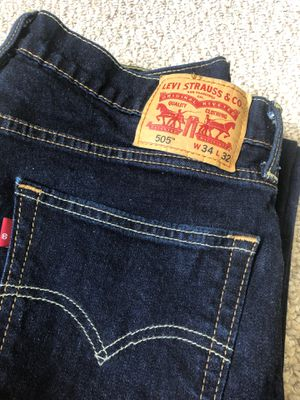 Mens levis jeans for Sale in Columbus, OH