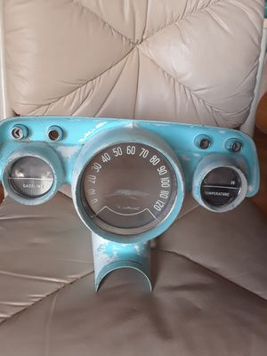 1957 CHEVY ORIGINAL BEL AIR NOMAD SPEEDOMETER CLUSTER - $89 for Sale in Albuquerque, NM