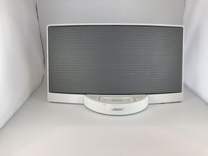 BOSE white SoundDock Digital Music System - Series 1 for iPod for Sale in Torrance, CA