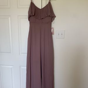 Mauve Formal Dress (small) for Sale in Austin, TX