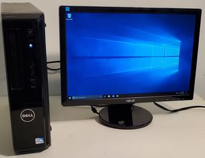 i3 DELL DESKTOP COMPUTER SET for Sale in Hollywood, FL
