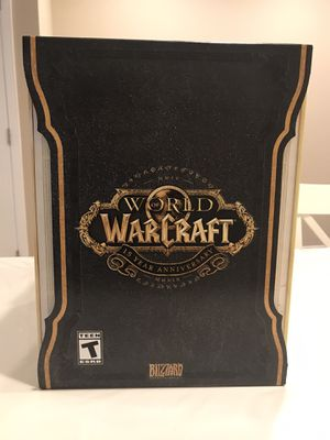 World of Warcraft 15th anniversary collectors edition for Sale in Forest, VA