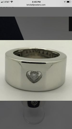 Authentic Chopard ring SALE!!! for Sale in Miami, FL