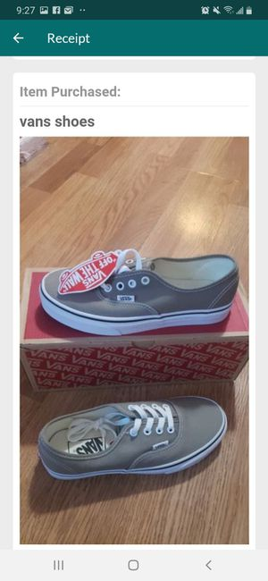 Brand new Vans size 7 for Sale in Philadelphia, PA