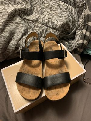 Michael Kors Leather Sandals for Sale in Chula Vista, CA