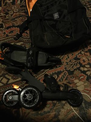Cardiff skate co skates and bag for Sale in Fort McDowell, AZ