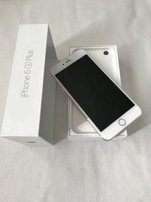 Iphone 6s plus - sprint - Like new comes with box only for Sale in San Francisco, CA