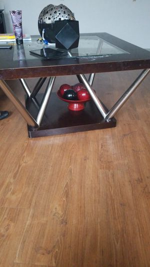 Glass coffee table for Sale in Detroit, MI