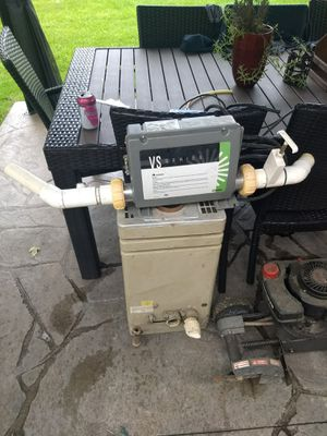 Hot tub gas heater, control, for Sale in Berea, OH