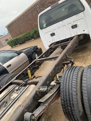 Ford F 350 flatbed 2005 for Sale in Houston, TX